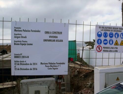 LICENCIA DE OBRA. GUÍA DE LA CONSTRUCCIÓN II