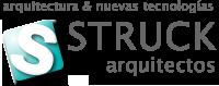 STRUCK arquitectos Logo